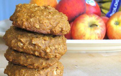 Biscuits à l'avoine et tofu à faible index glycémique