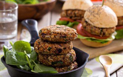 Manger végétarien, on remplace la viande par quoi?