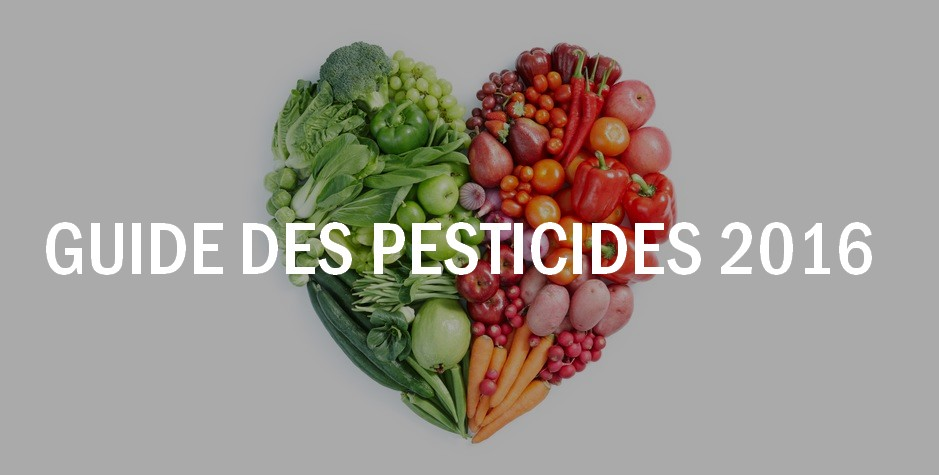 guide pesticides 2016